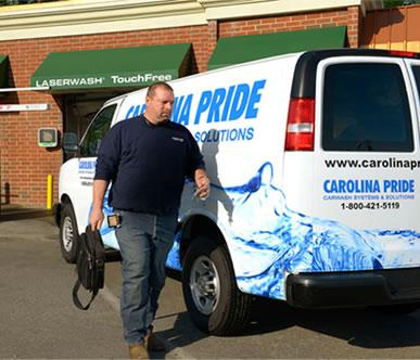 Carolina Pride Service Truck