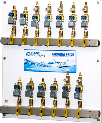 tunnel solutions fluid management system
