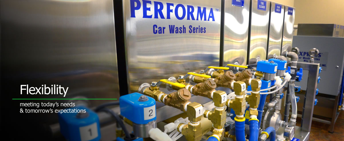 car wash equipment self serve performa