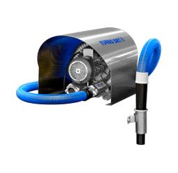 car wash equipment self-serve turbo dry