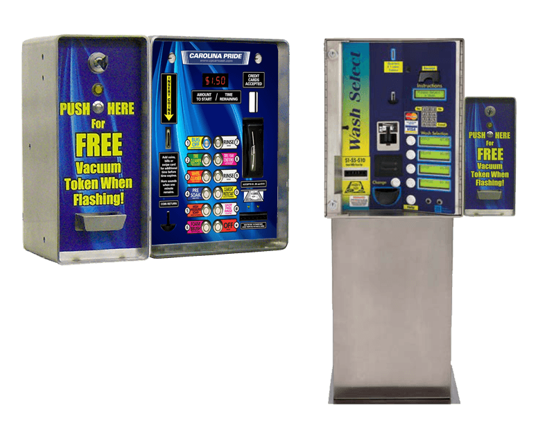 Self-Service Carwash Monitor: Increase Your Sales From ...